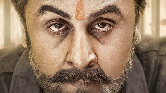 """Sanju""""… The complex life of a cipher of a man is reduced to"""