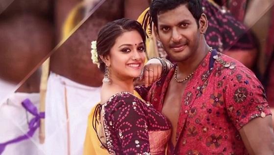 "Sandakozhi 2 ""… A just-about bearable sequel   Baradwaj Rangan"