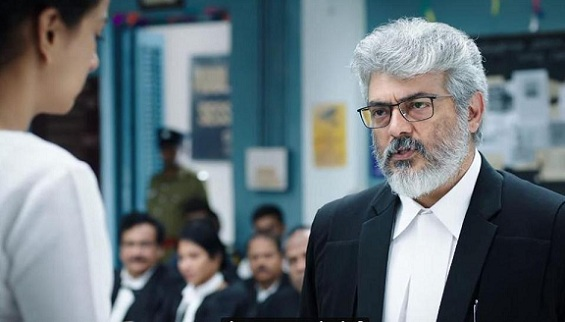 Nerkonda Paarvai A Subdued Dignified Ajith Powers A Solid