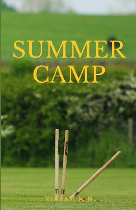 Summer Camp - Front Cover